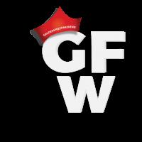 GFW Galdersfeestweekend Logo